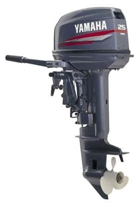 Yamaha 25BMHL