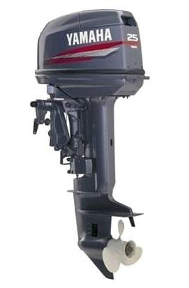 Yamaha 25BWS