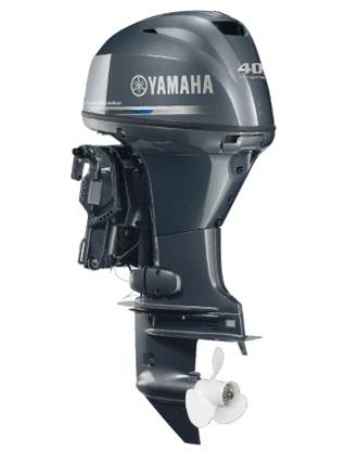 Yamaha F40FEDS