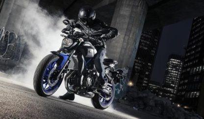 Мотоцикл Yamaha MT-07/A