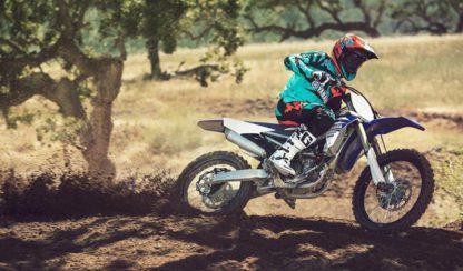 Мотоцикл Yamaha YZ250F