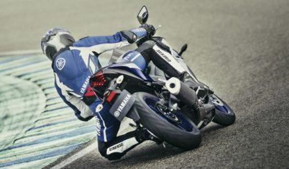 Мотоцикл Yamaha YZF-R3